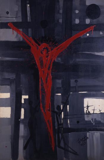 Gologotha, 1963 - Gebre Kristos Desta