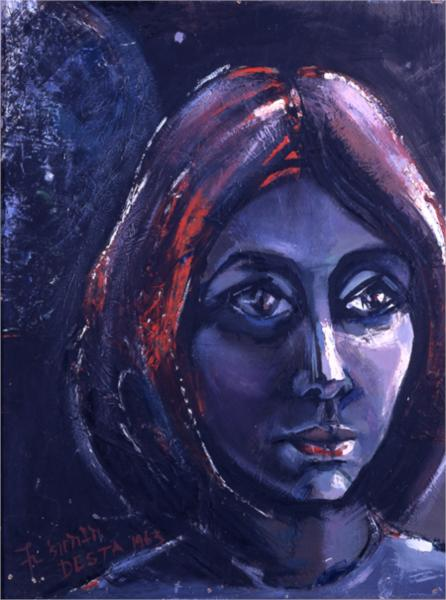 Remembering Marga, 1963 - Gebre Kristos Desta