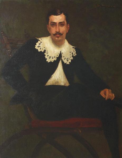 Nicolae Petraşcu in 'Hidalgo' - George Demetrescu Mirea