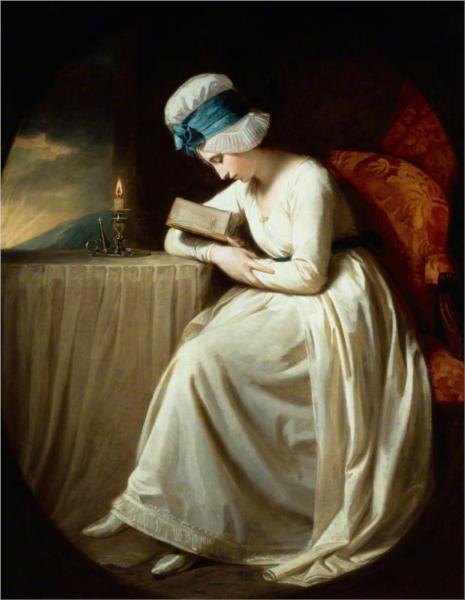 Serena Reading, 1785 - George Romney