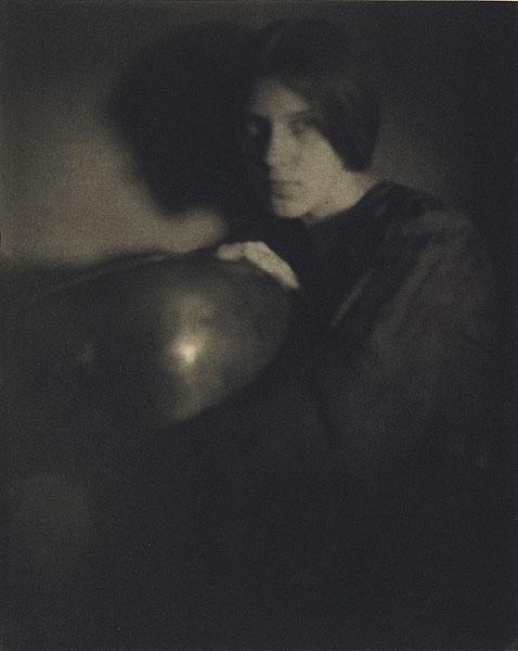 Girl with Bowl, 1910 - George Seeley