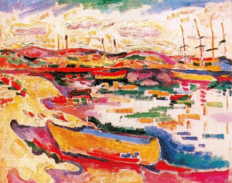 0af262fd19 Landscape at La Ciotat. Georges Braque