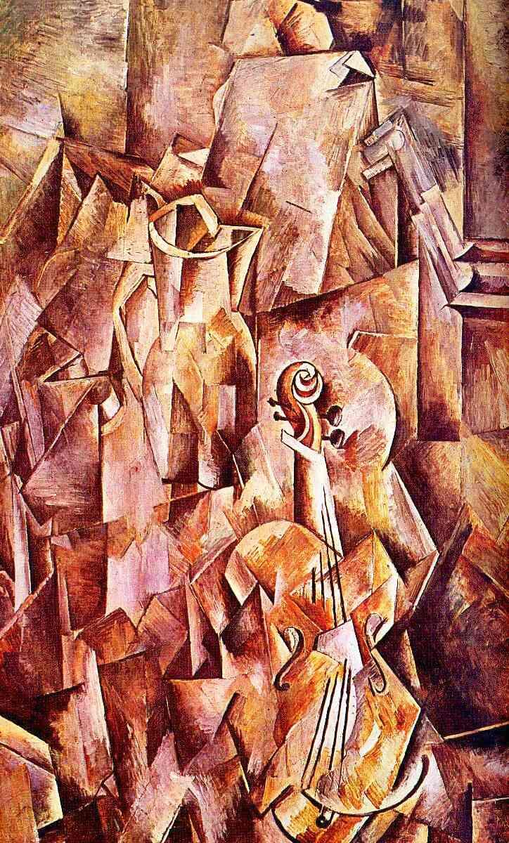 Kubismus Braque