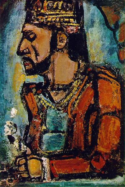 The Old King, 1936 - Georges Rouault