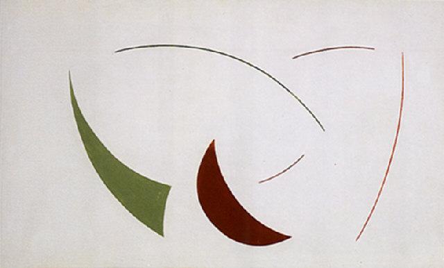 Untitled, 1939 - Georges Vantongerloo