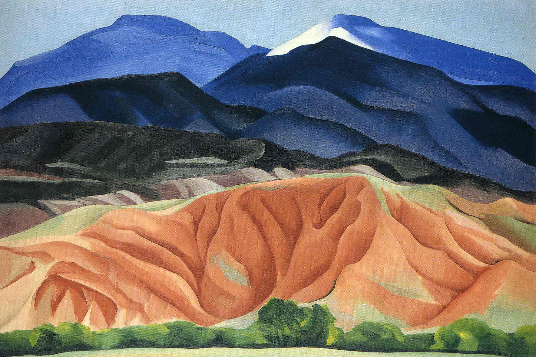 New Mexico Artists Painting