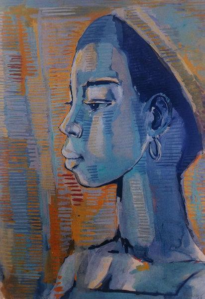 WOMAN, 1968 - Джерард Секото