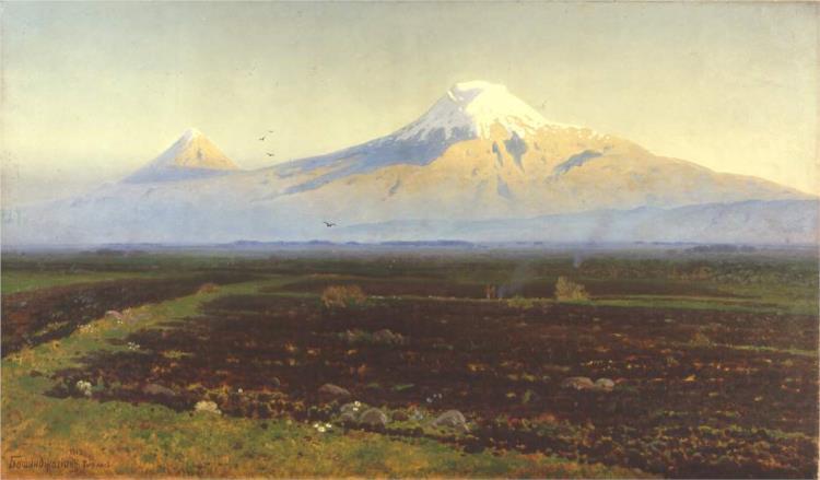 Ararat, 1912 - Gevorg Bashindzhagian