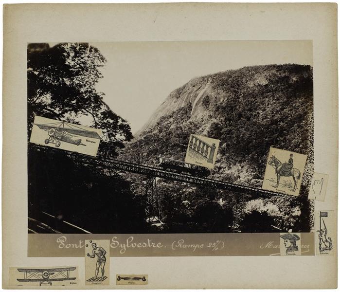 Pont sylvestre (Rampe 25%) - Gherasim Luca