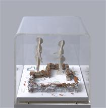 Hebdomeros e l'architetto - Gianfranco Baruchello