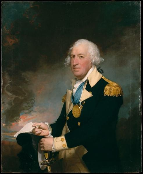 Horatio Gates - Gilbert Stuart