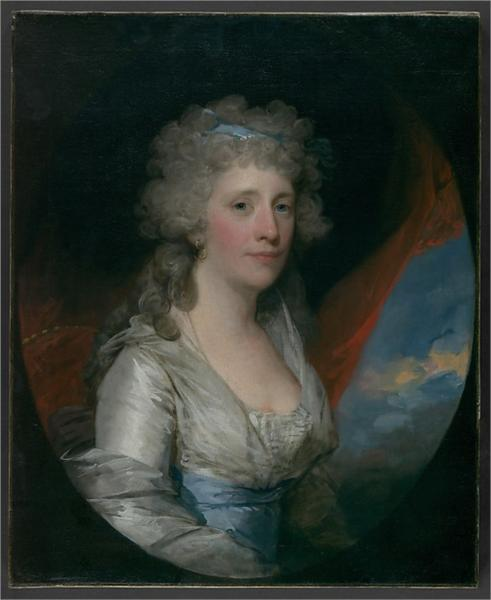 Mrs. Joseph Anthony Jr. (Henrietta Hillegas), 1798 - Гілберт Стюарт