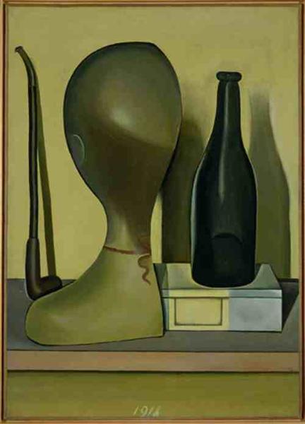 Still Life, 1918 - Giorgio Morandi