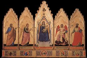 Polyptych - Giotto