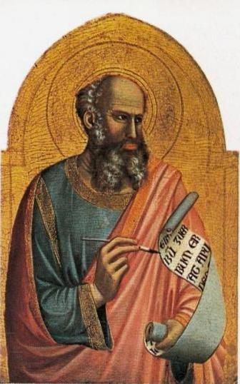 St. John Evangelist, c.1320 - c.1325 - Giotto