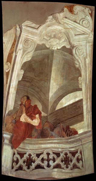 Worshippers, 1743 - 1745 - Giovanni Battista Tiepolo