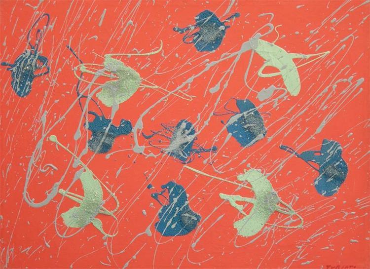 Orme, 1970 - Giulio Turcato