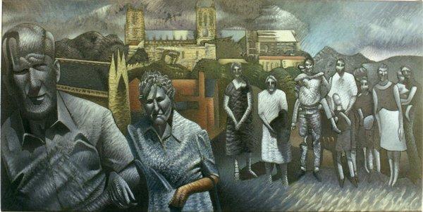 Forgotten People, 1997 - Godfrey Blow