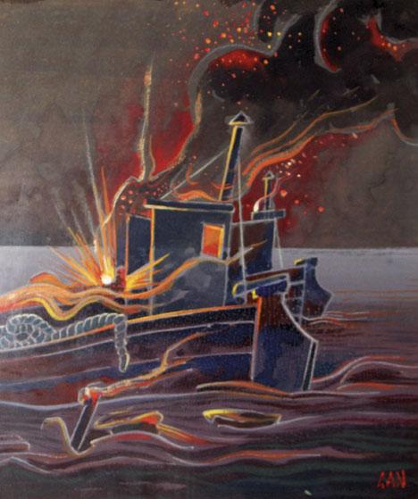 Explosioner