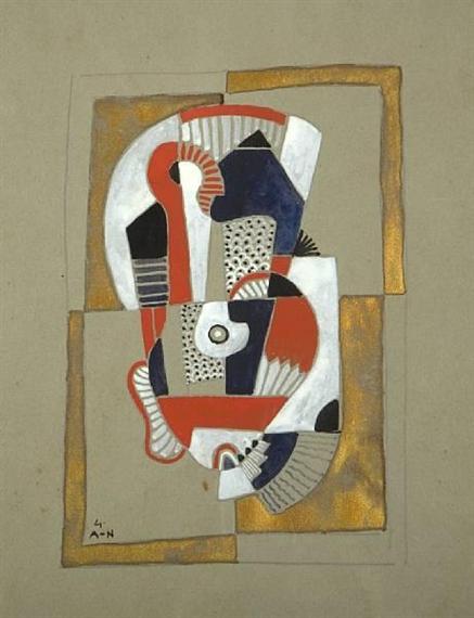 Untitled, 1912 - Gosta Adrian-Nilsson