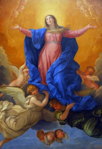 Assumption of Mary - Guido Reni