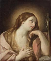 Penitent Mary Magdalene - Guido Reni