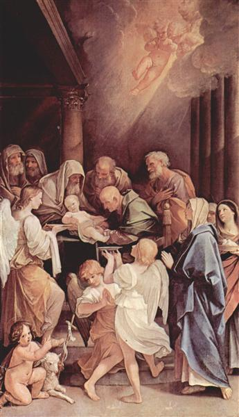 Thecircumcision of theChild Jesus - Reni Guido