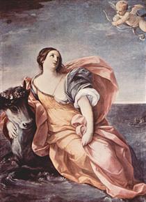 The Rape of Europa - Guido Reni