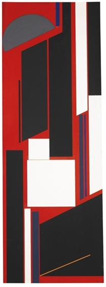 Vertikale Komposition - Gunter Fruhtrunk