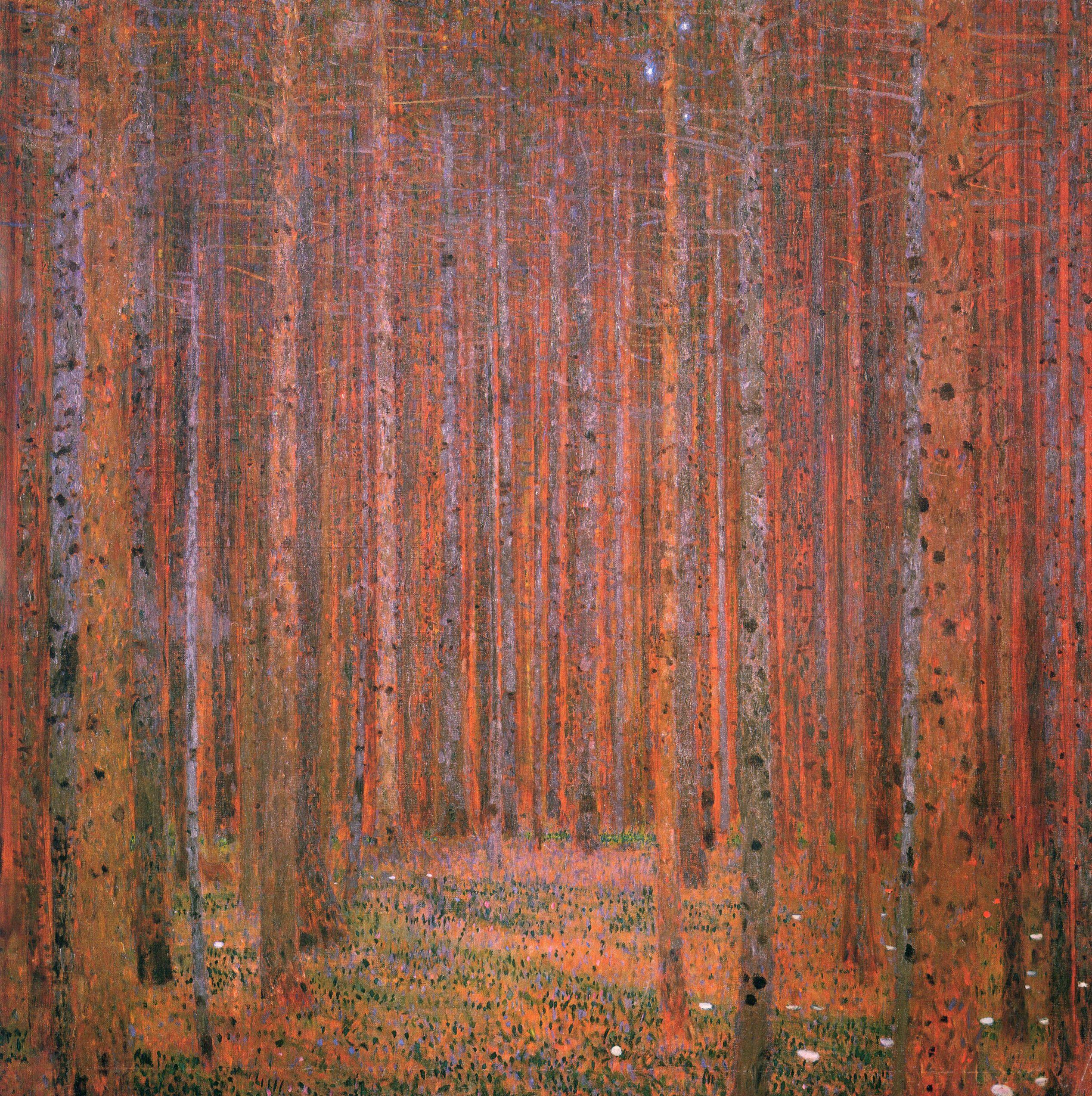 http://uploads4.wikipaintings.org/images/gustav-klimt/fir-forest-i.jpg