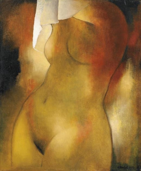 Torse, 1953 - Gustave Buchet