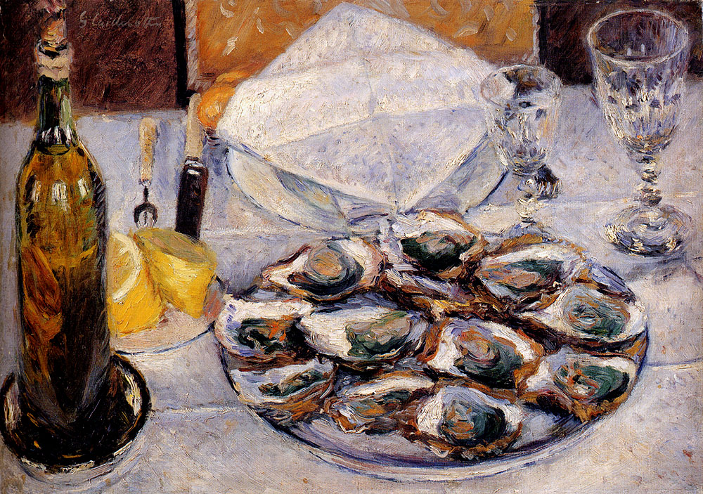 Still Life with Oysters, 1881