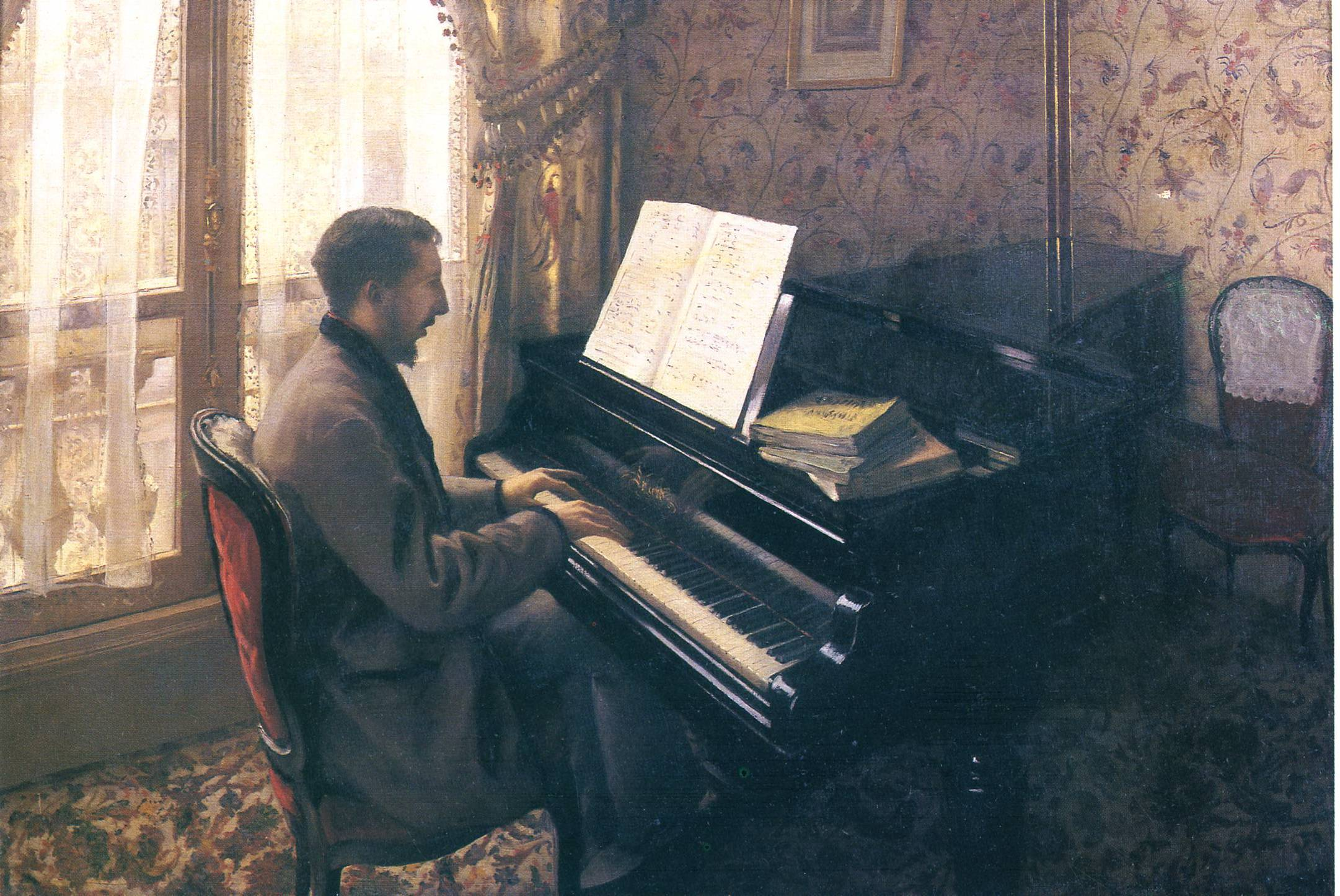 Art History News Gustave Caillebotte The Painter S Eye