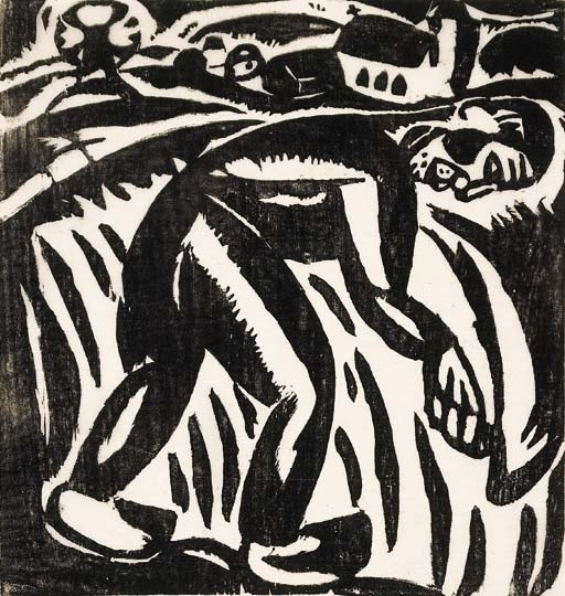 Hollandse vissers; De maaier (Boyens 506; 515) - Густав де Смет