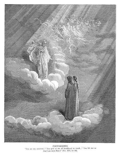 Cacciaguida - Gustave Dore - WikiArt.org