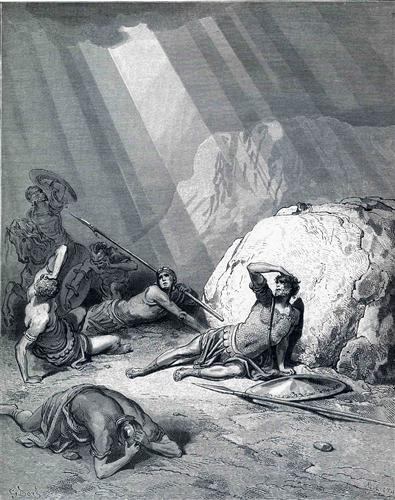 The Conversion of St. Paul - Gustave Dore