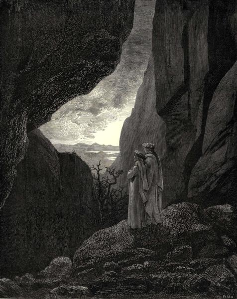 The Inferno, Canto 34 - Gustave Dore