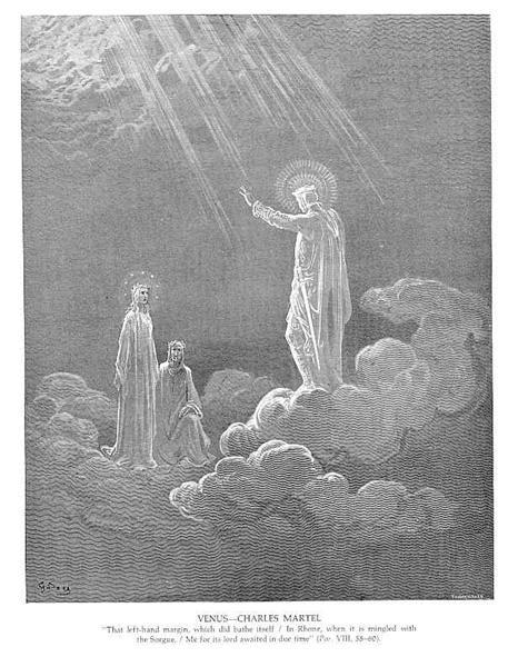 Venus - Charles Martel - Gustave Dore - WikiArt.org