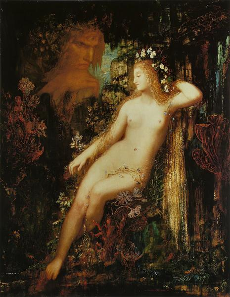Galatea, c.1880 - Gustave Moreau