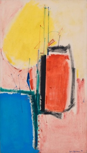 Composition No. 1, 1953 - Hans Hofmann