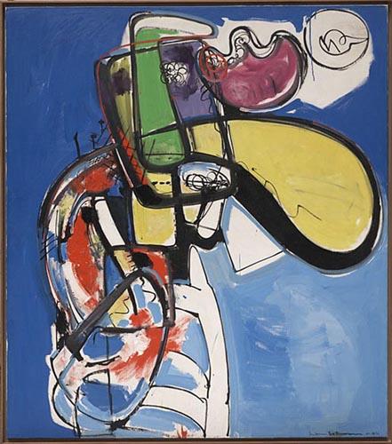 Ecstasy - Hans Hofmann