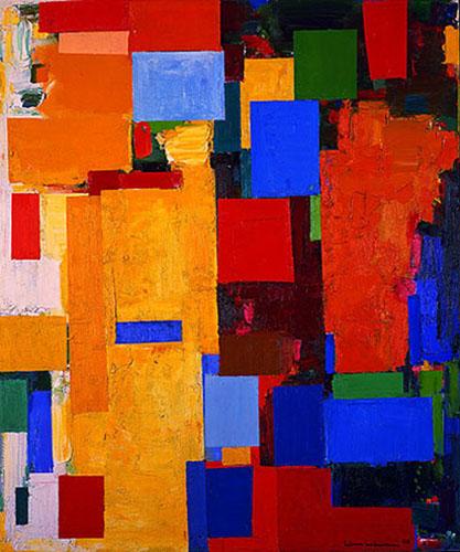 Equinox, 1958 - Ганс Гофман