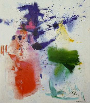 Furioso, 1963 - Hans Hofmann