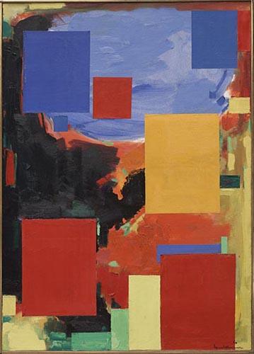 Goliath, 1960 - Ганс Гофман