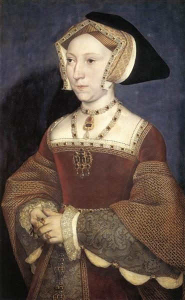Jane Seymour, 1536 - Hans Holbein the Younger