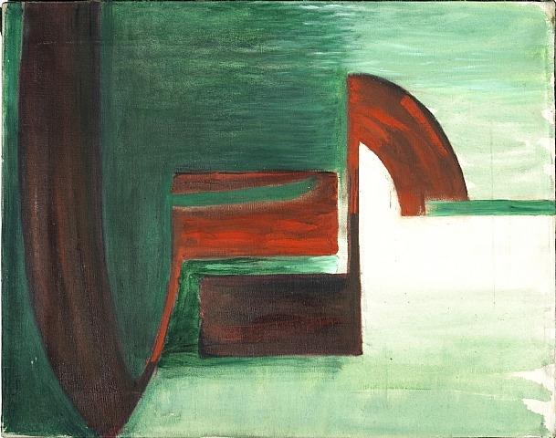 Gesture Series - no. 209 - Hans Richter