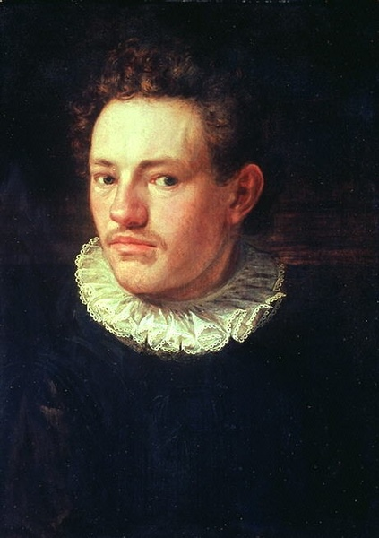 Self-portrait, 1574