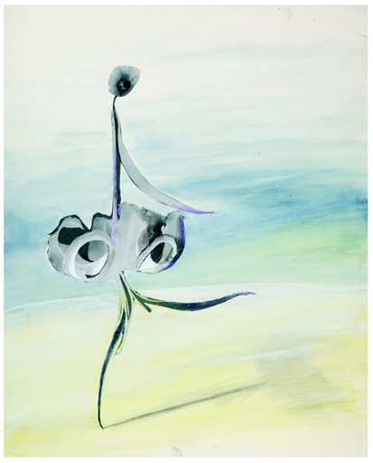 The Ballerina - Hedda Sterne