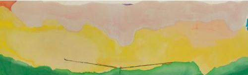 Boulevard, 1973 - Helen Frankenthaler