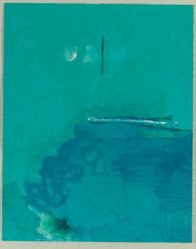 Contentment Island, 2004 - Helen Frankenthaler